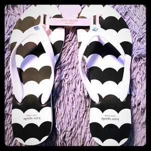Kate Spade New York Milli Wedge Flip Flop Sandals